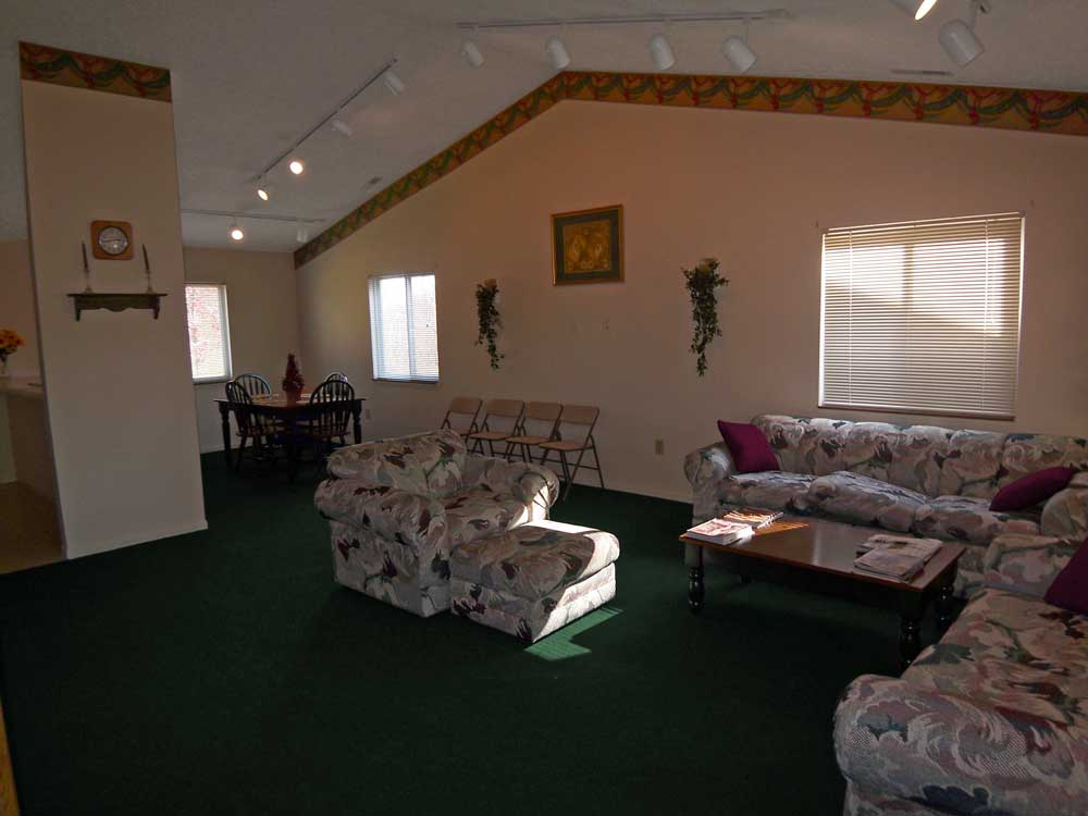 Club House Interior